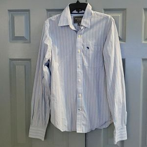 Abercrombie & Fitch Men's Long Sleeve Shirt Size M